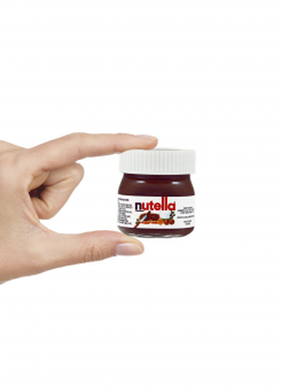 Шоколадно-ореховая паста (мини) Nutella Mini 25 g
