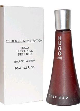 Hugo Boss Hugo Deep Red 90 ml. - П.B- Женский - TESTER