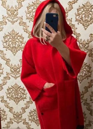 Женское пальто кардиган) Италия) размер 50;52;54;56