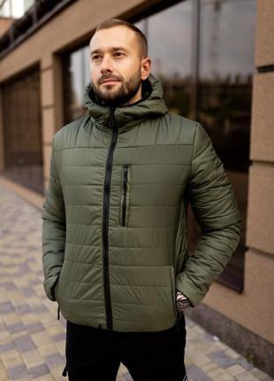 💪мужская стеганая куртка
