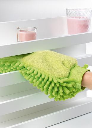Салфетка-варежка универсальная для уборки