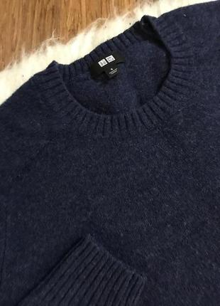 Фирменный свитер, шерсть 100%