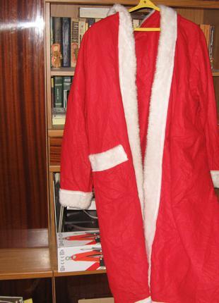 Костюм Деда Мороза или Санта Клауса
