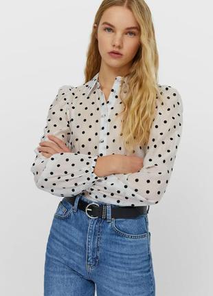 Сорочка блузка