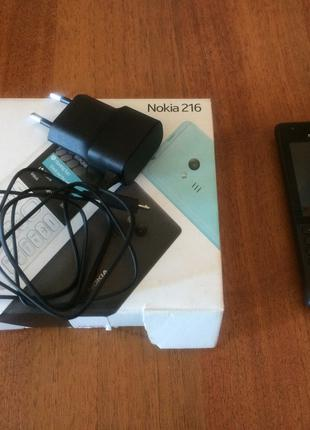Продам телефон Nokia 216