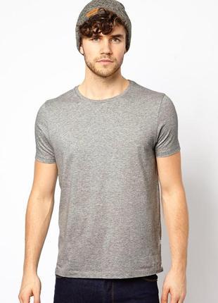 Базовая серая футболка wrangler, размер 52 - 54