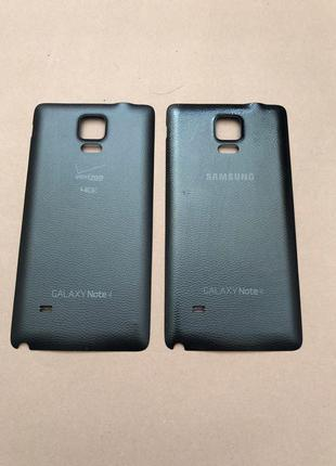 Задняя крышка Samsung Note 3 Чёрная
