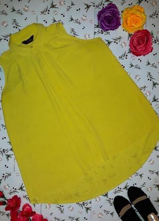 Шикарная лимонная блуза, большой размер, размер 54 - 56