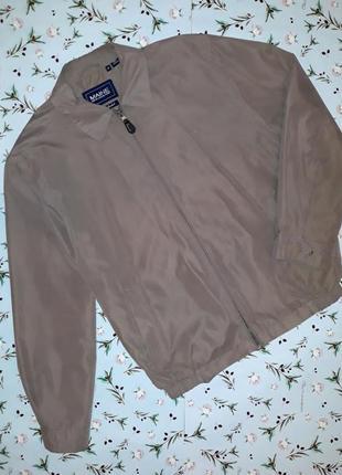 Куртка бомбер maine new england, размер 50-52, большой размер