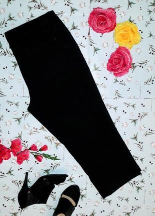 Акция 1+1=3 черные джинсовые бриджи george со средней посадкой...