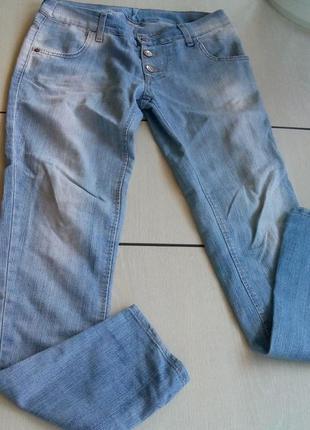 Летние джинсики глория джинс