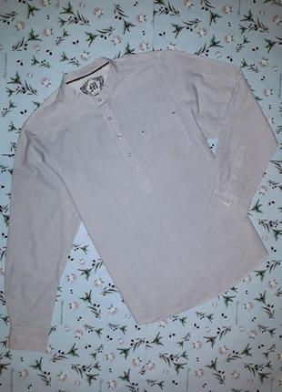 Стильная рубашка оксфорд cedarwood state из хлопка, размер 44 ...