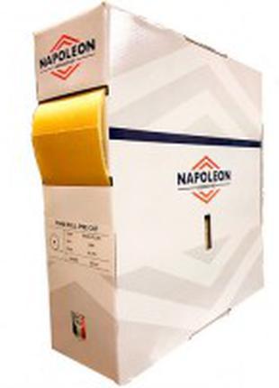Абразивный рулон на поролоновой основе с перфорацией   NAPOLEON