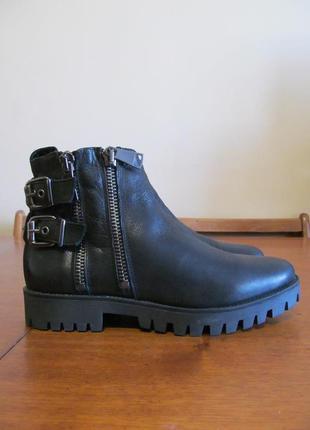 Кожаные ботинки andre португалия