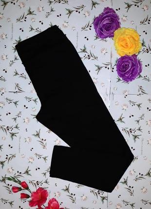 Стильные черные узкие джинсы george с высокой посадкой, размер...
