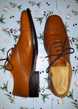 Акция 1+1=3 шикарные кожаные мужские туфли броды samuel windso...