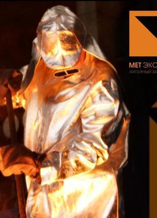 Отливка черного металла по технологии ЛГМ