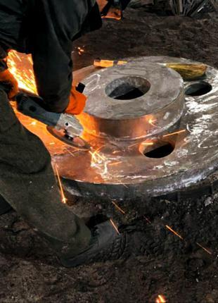 Производство стального литья