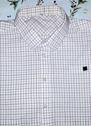 Шикарная стильная рубашка, размер 56 - 58, дорогой бренд, боль...