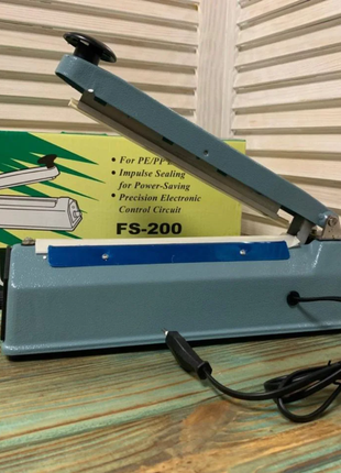 Запайщик FS - 200 металлический корпус