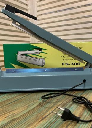 Запайщик FS - 300 металлический корпус