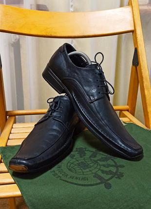 Туфли ted 42р (30,5 см) италия