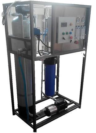 Система обратного осмоса для скважины-Aqualux RO1G-250L