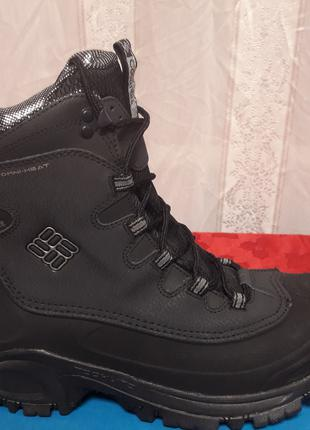Мужские сапожки(ботинки) торговой марки Columbia