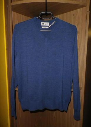 Кофта джемпер WARREN & PARKER (Portugal) wool S