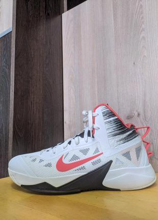 Кроссовки баскетбольные nike zoom hyperfuse
