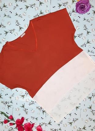 Акция 1+1=3 стильная фирменная блуза с разрезами оверсайз zara...