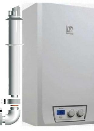 Газовый котел Demrad Atron H 24 кВт, турбо
