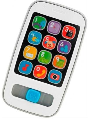 Интерактивный гаджет мобильный телефон (английский) fisher price