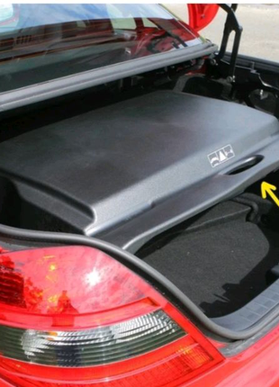 Сепаратор багажника Mercedes SLK