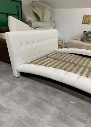Двоспальне ліжко, мягкая двуспальная кровать