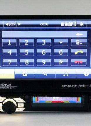 1din Магнитола Pioneer 7150G GPS+ 8Gb карта памяти c навигацией