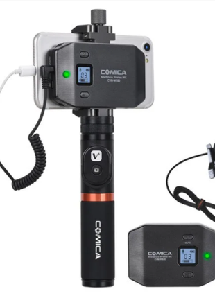 Радиосистема COMICA CVM-WS50A для смартфонов (CVM-WS50A)