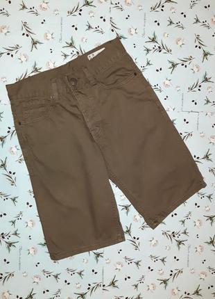 Крутые фирменные узкие шорты denim co, размер 42 - 44