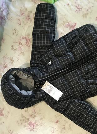 Детская куртка осень-зима