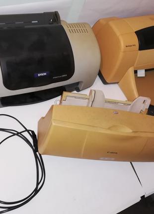 Принтеры струйные Epson, Сanon, Hp бу