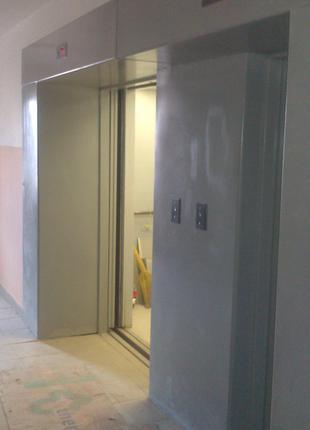 Изготавливаю обрамления шахты лифта