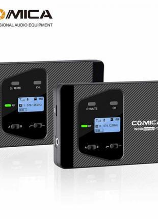 Радиосистема Comica CVM-WS60 COMBO (for Camera&Smartphone)