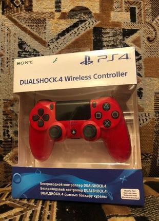 Продам оригинальный геймпад для PlayStation 4, Dualshock V2 Re...