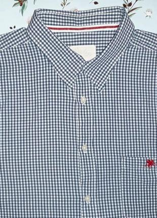 Фирменная рубашка в винтажном стиле в клетку, размер 52 - 54, ...