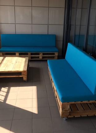 Мебель из поддонов, паллет