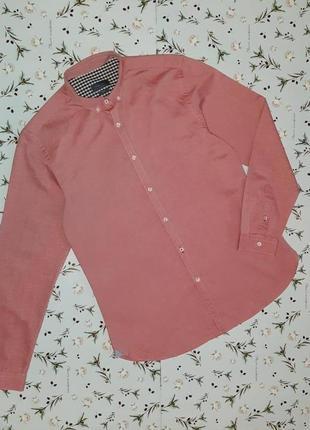 Фирменная стильная рубашка zara, размер 46 - 48