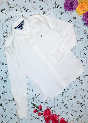 Бесплатная доставка!  базовая белая рубашка блуза tommy hilfig...