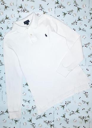 Бесплатная доставка!   белый свитер поло лонгслив ralph lauren...