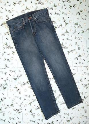 Крутые базовые узкие плотные джинсы h&m, размер 42 - 44