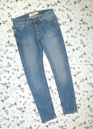 Узкие джинсы скинни стрейч topman, размер 42 - 44